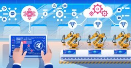An Emergency Manufacturing Age, Industry 4.0 - Smart Factories