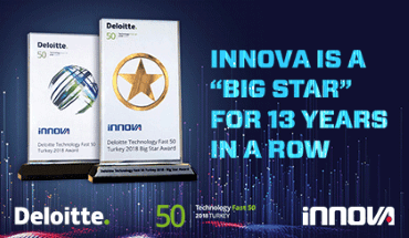 "Innova selected as ""Big Star"" at Deloitte Technology Fast 50"