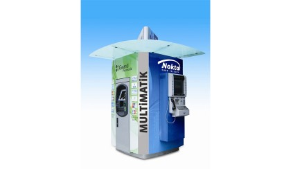 MultiMatik, the communication point uniting ATM and Pay Phone