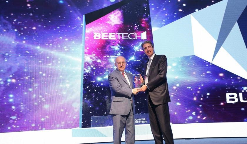 Innova wins first place in the National International Support category of the Beetech 2016 awards
