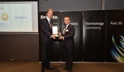 Innova in Deloitte Fast 50 for the 12th Time
