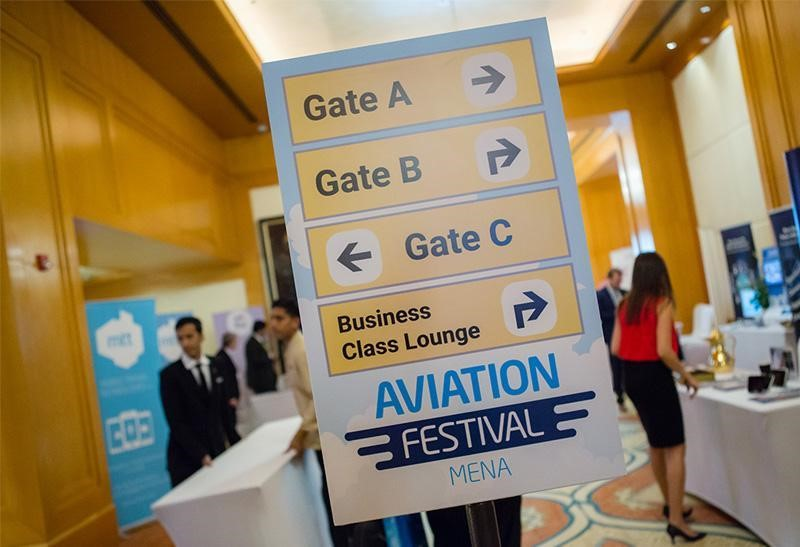 İnnova, Aviation Festival MENA 2015'te…