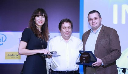 Innova recognised as Cisco's Business Partner of the Year in the Cloud and Managed Services