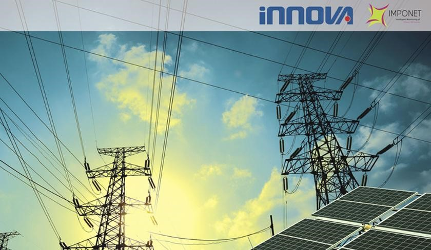 "Innova's Smart Grid Project wins an ""Excellence"" award"