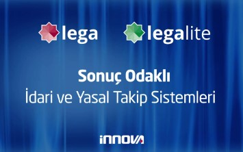 Innova Lega (Collection Focused Legal Follow-up System) – Lega Lite (Web-based Legal Automation System)