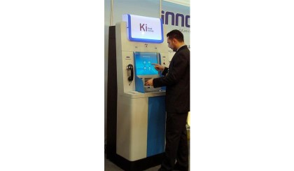 Payment Kiosk were exhibited at the MEFTEC