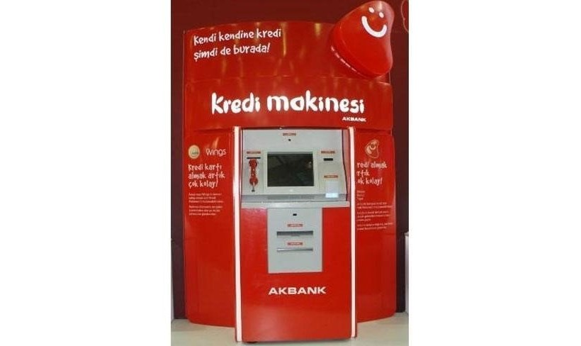 Turkish Credit Machine Invention Receives Technology Award From England