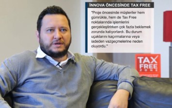 Innova – Tax Free Zone Project
