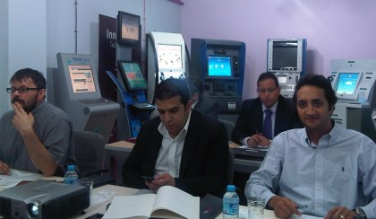 Kiosk Innova Sales and Technical Training was conducted at İstanbul