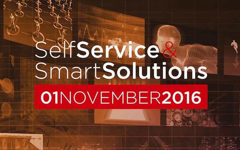Self Service & Smart Solutions 2016