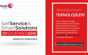 Self Service Smart Solutions Event 2016