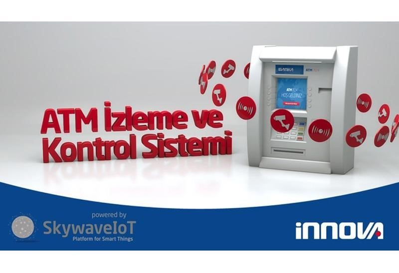 New ATM Monitoring and Control System from Innova