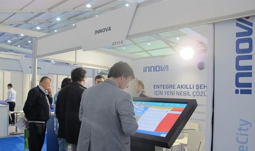 İnnova, World Cities Expo 2017'de